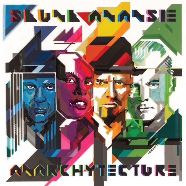 Anarchytecture cover Skunk Anansie
