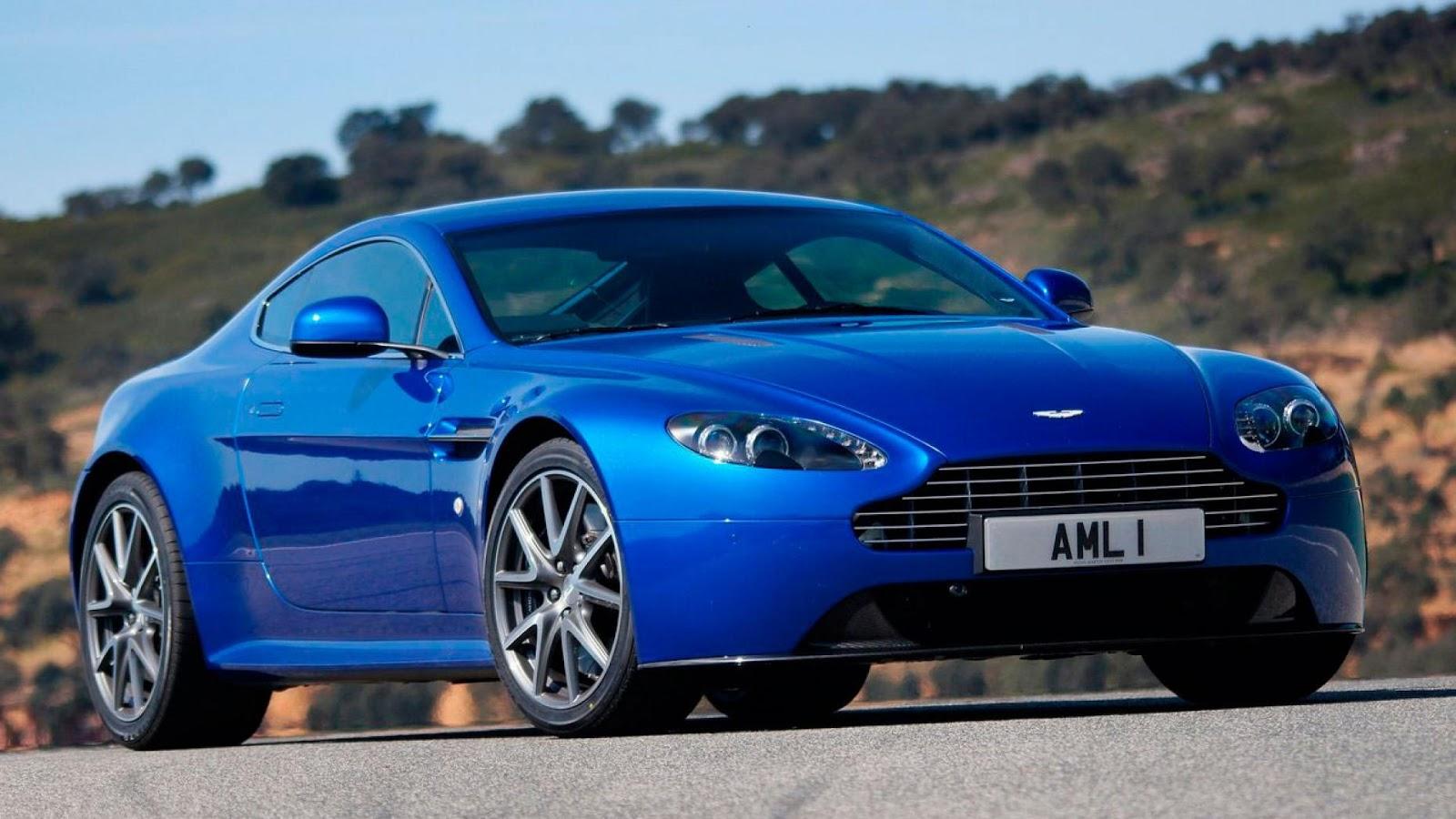Aston Martin V8 Vantage S: £ 94.995