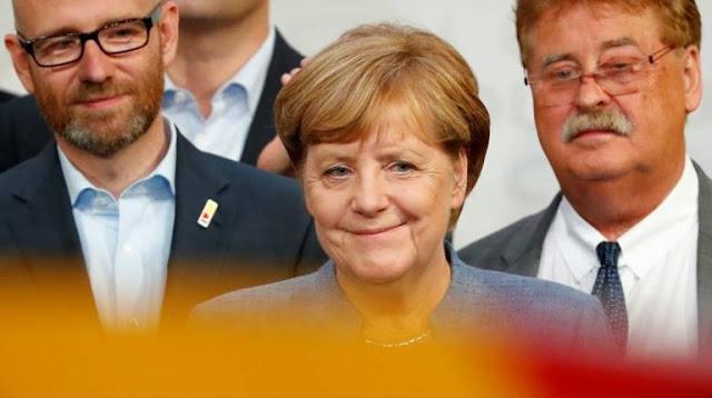 Γερμανικές εκλογές και το σύστημα... παραληρεί