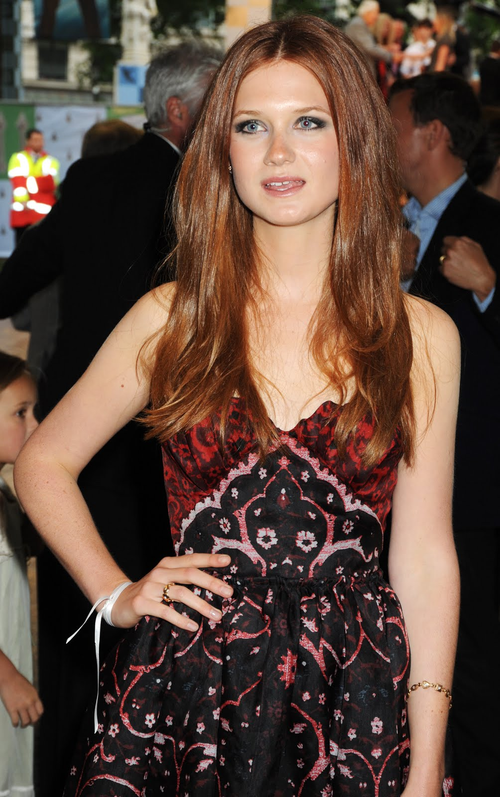 Sexy Pics Of Bonnie Wright