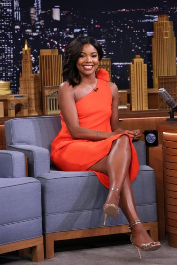 Image result for gabrielle union in orange