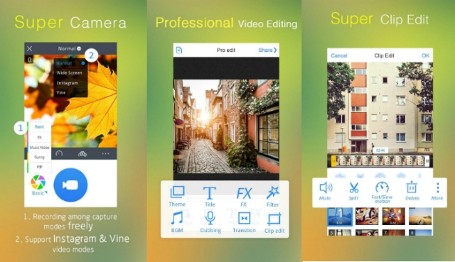 Download VivaVideo Pro (Video Editor)