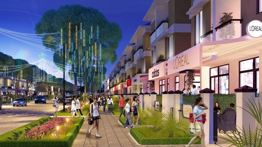 Tiện ích dự án biệt thự Dương Nội