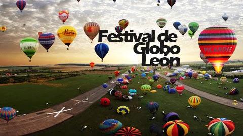 Resultado de imagen para FESTIVAL DEL GLOBO LEON 2018