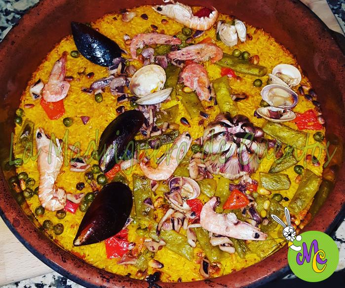Hoy Para Comer Tenemos Arroz Al Horno De Pescado La Madriguera De Cuentos