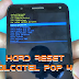 Desbloquear \ hard reset Alcatel POP 4
