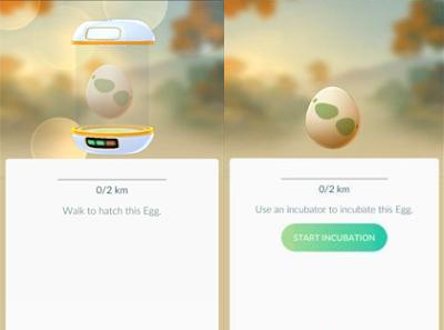 Cara Cepat Menetaskan Telur Pokemon GO Tanpa Berjalan, Jenis Telur di Pokemon GO, Cara Mendapatkan Telur di Pokemon GO,Cara Menetaskan Telur Pokemon GO, Cara Mudah dan Cepat Menetaskan Telur Pokemon GO Tanpa Berjalan.