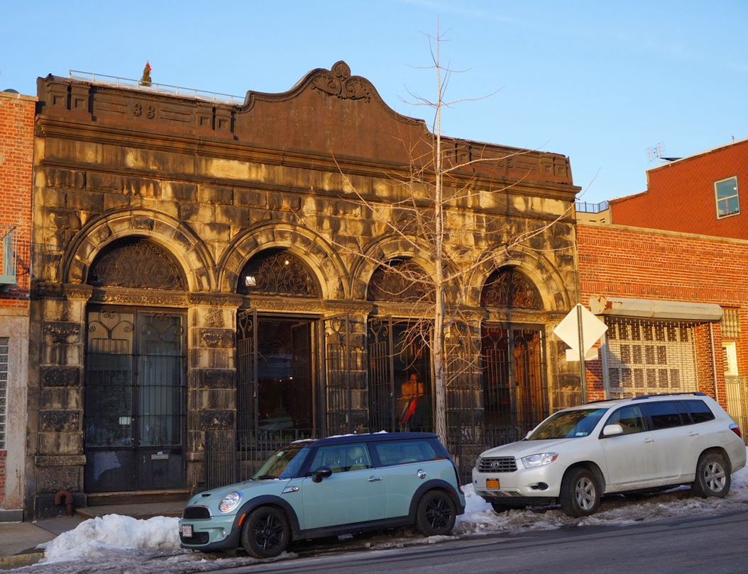 Northside Savings Bank Facade