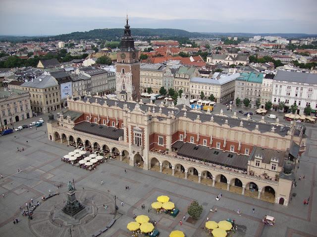 Reisetips hotell i Krakow