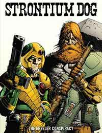 Strontium Dog: The Kreeler Conspiracy Chap TPB (Part 2)