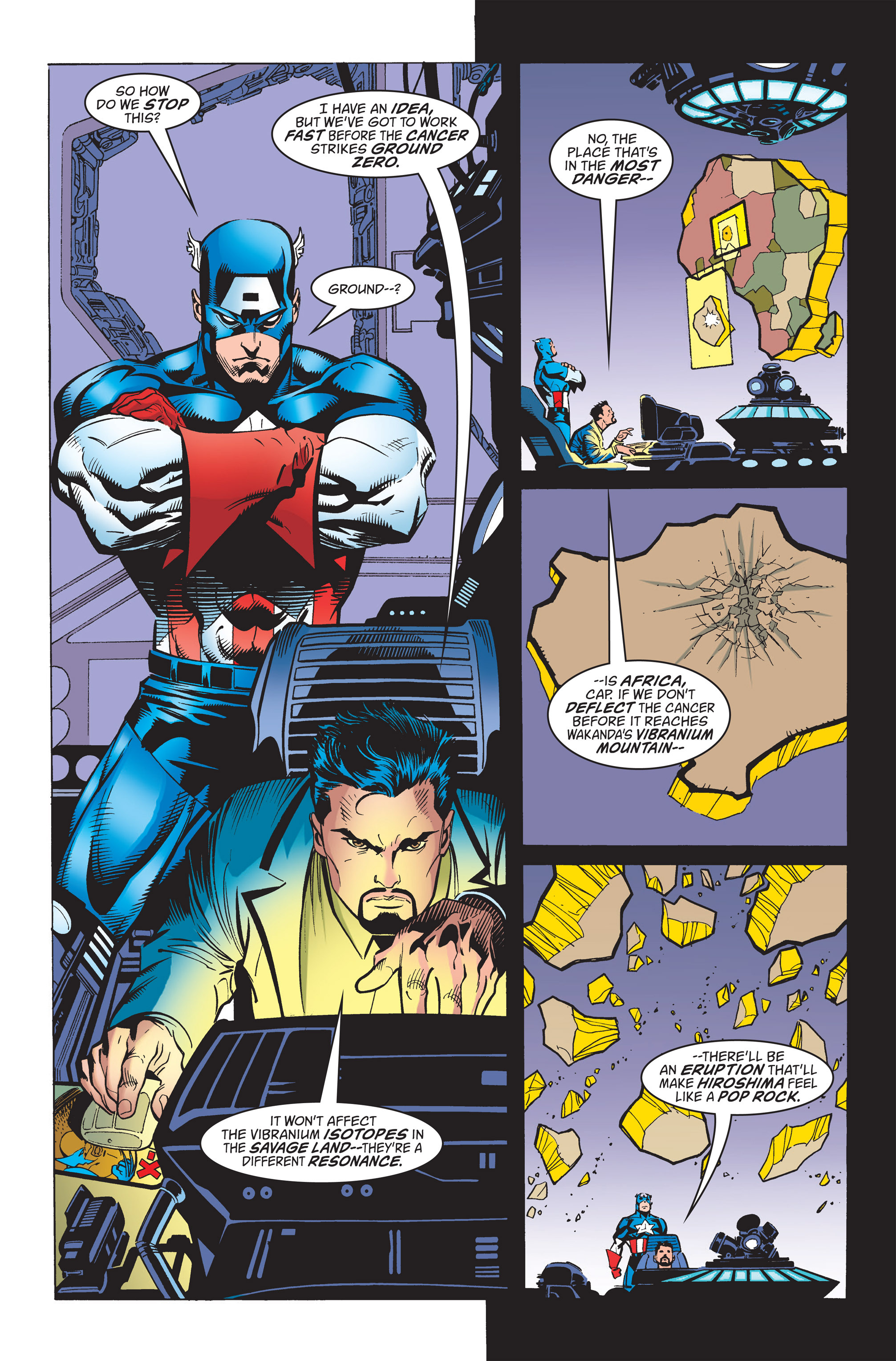 Captain America (1998) Issue #21 #27 - English 16