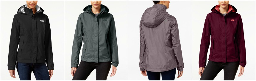 The North Face Resolve Waterproof Jacket $45 (reg $90)