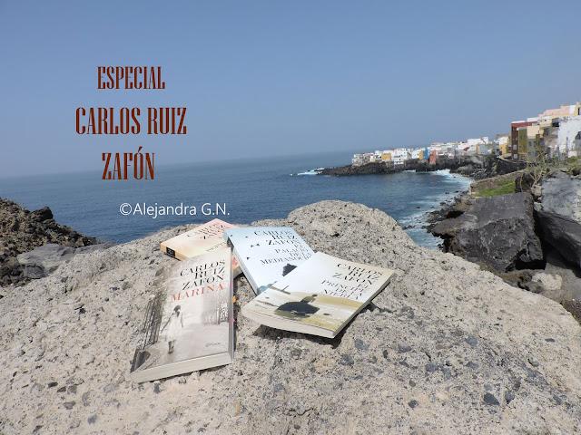 Especial Zafón | Carlos Ruiz Zafón en la Literatura Juvenil