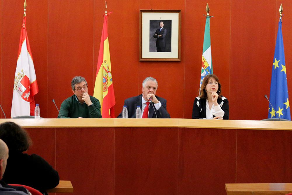 NOCHE DE PARTICIPACIÓN EN EL AYUNTAMIENTO DE VILLAFRANCA