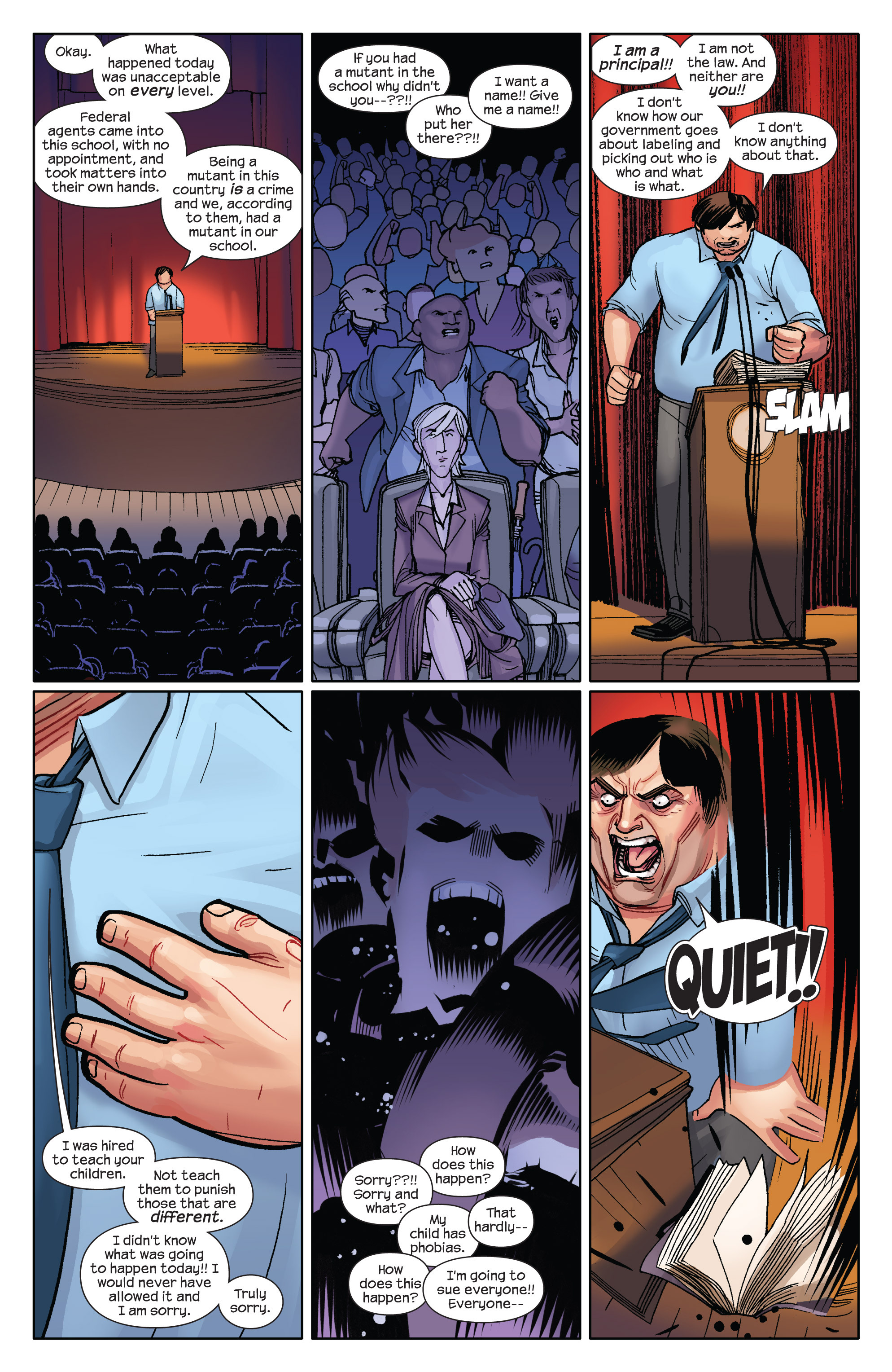 Read online Ultimate Spider-Man (2009) comic -  Issue #10 - 9