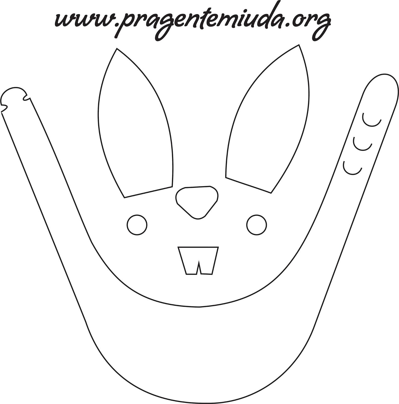 Diy Rabbit Visors Or Hats Oh My Fiesta In English