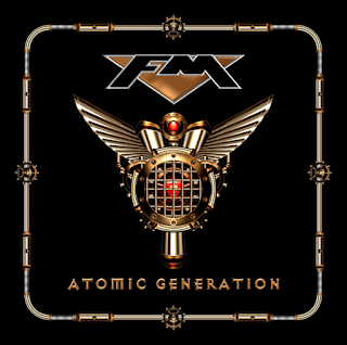 FM new album Atomic Generation album artwork CD cover