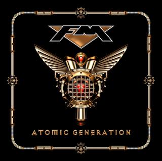 FM new album Atomic Generation album artwork CD cover