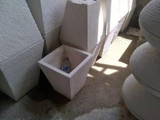 Jual pot minimalis dan pot keramik dengan berbagai macam model dan ukuran