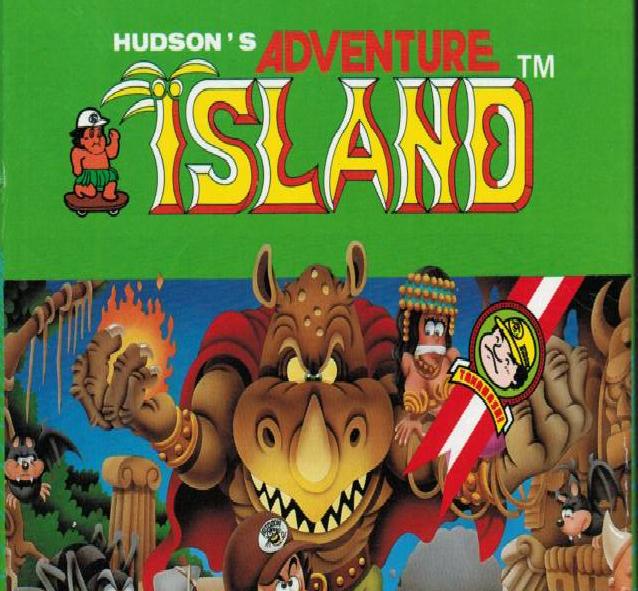 Carátula del juego : Islander 1986 - Hudson