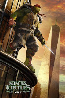 Teenage Mutant Ninja Turtles: Out of the Shadows (2016) BluRay 1080p