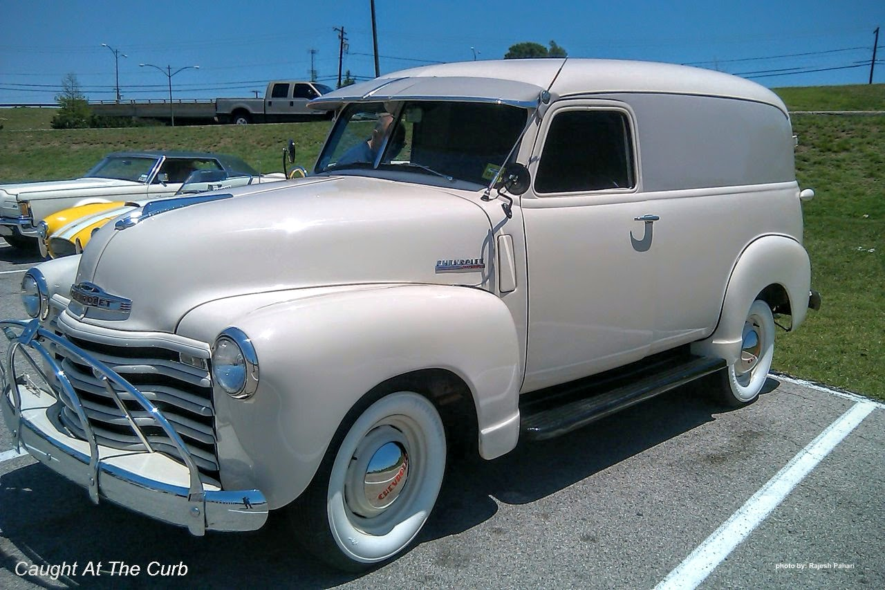 Truck 1948 chevy panel truck : My First Bloggy Experience: 1950 Chevrolet Panel Delivery 2009 ...