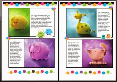 cara menarik minat baca anak dengan storybird