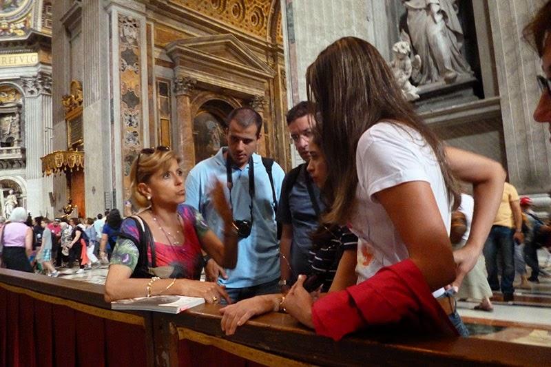 Museus Vaticanos antes abertura publico17 - Museus Vaticanos antes da abertura ao público