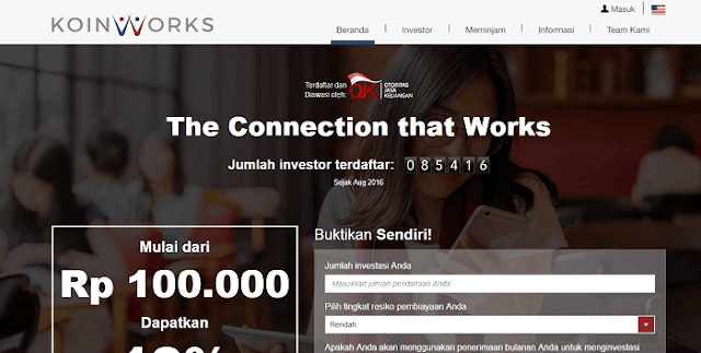 Koinwork-peer-to-peer-Indonesia