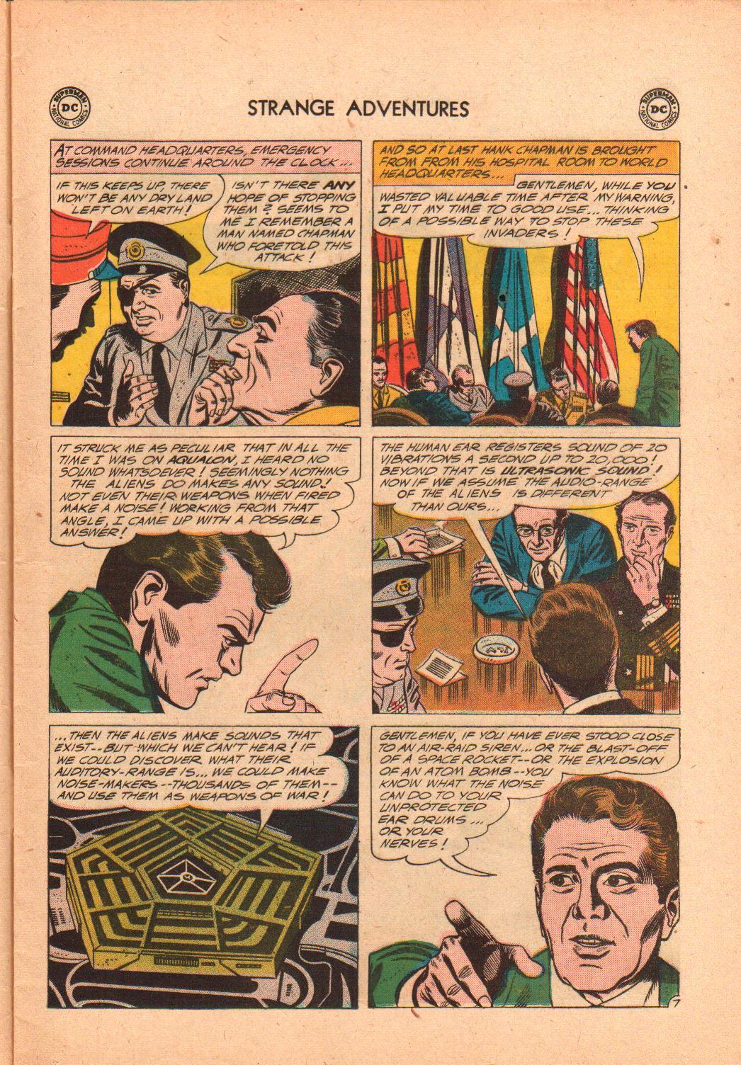 Strange Adventures (1950) issue 118 - Page 9