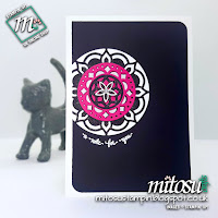 Stampin' Up! Eastern Beauty & Medallions SU Card Idea order cardmaking products from Mitosu Crafts UK Online Shop