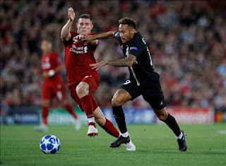 Watch PSG vs Liverpool live Streaming Today 28-11-2018 UEFA Champions League