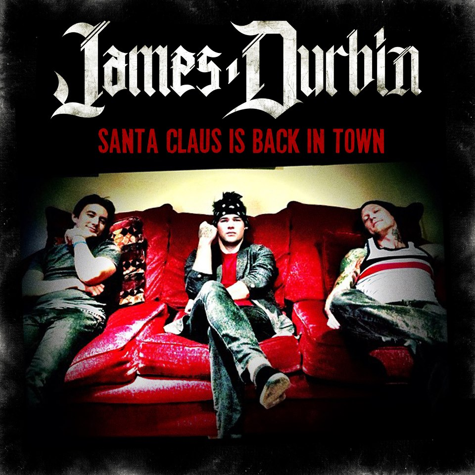 hennemusic: James Durbin covers Elvis Presley on new holiday