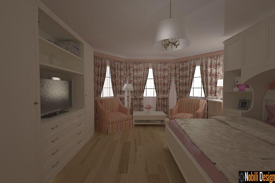 Design interior camere copii casa Constanta-Design Interior-Amenajari Interioare