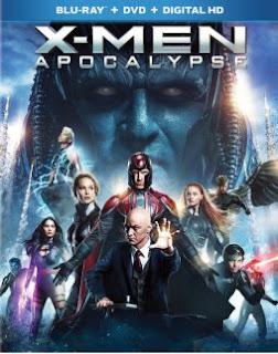 X-Men Apocalypse (2016) BluRay 720p