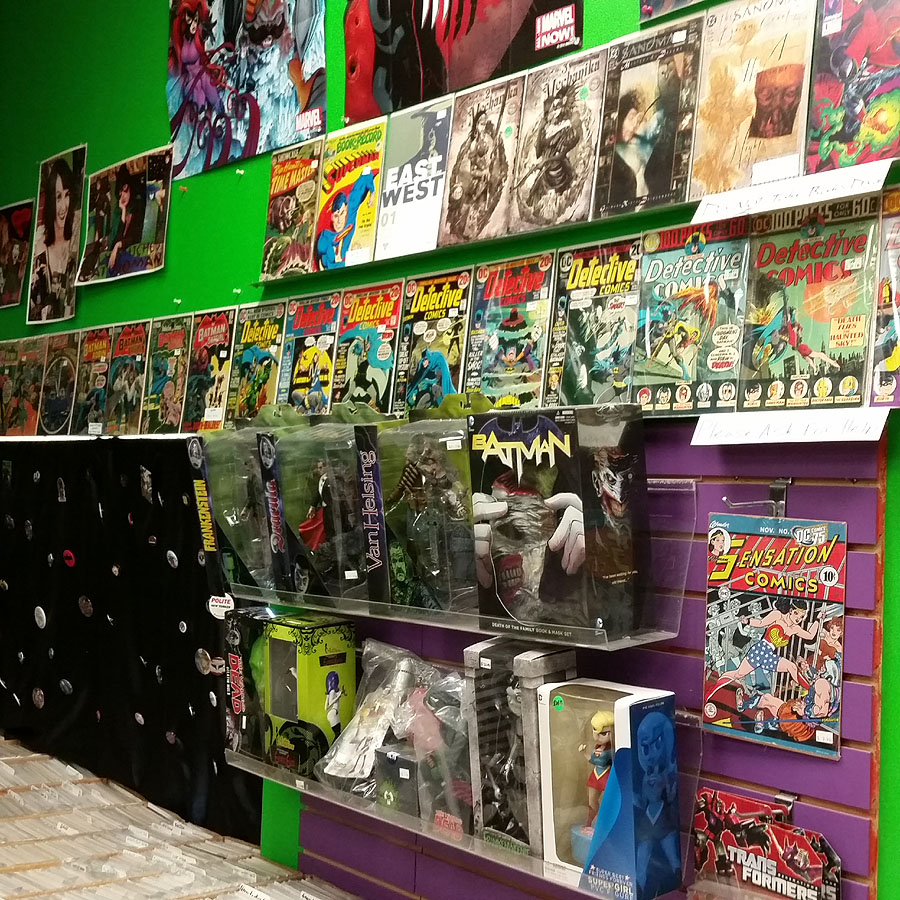 Free Comic Book Day 2015: Idle Hands: Free Comic Book Day 2015 At The Comic Crypt