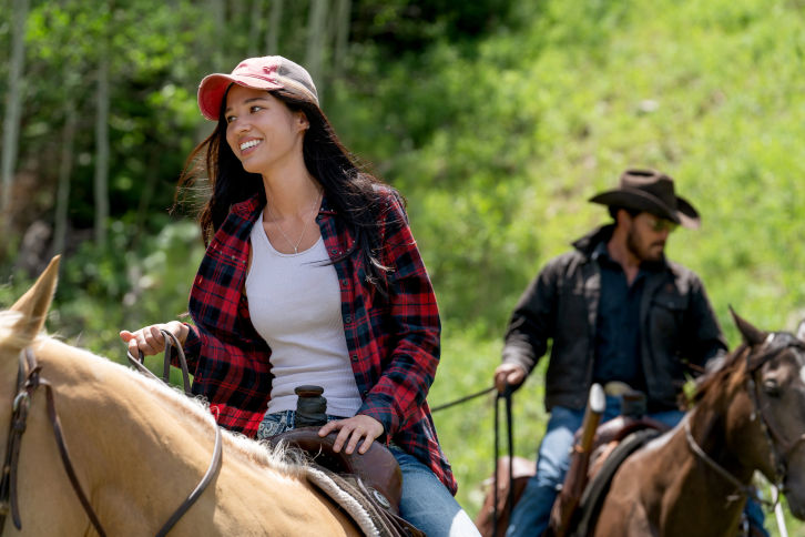 yellowstone episode 302 freight trains and monsters promotional photo