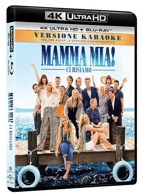Mamma Mia!: Ci Risiamo 4K
