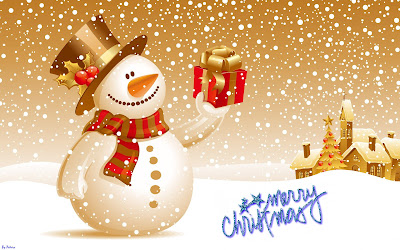 Merry Christmas Greeting To All