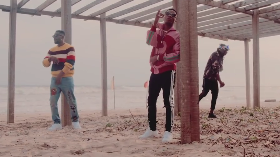VIDEO : R2bees Ft Wizkid - SUPA (Official Video)   DOWNLOAD