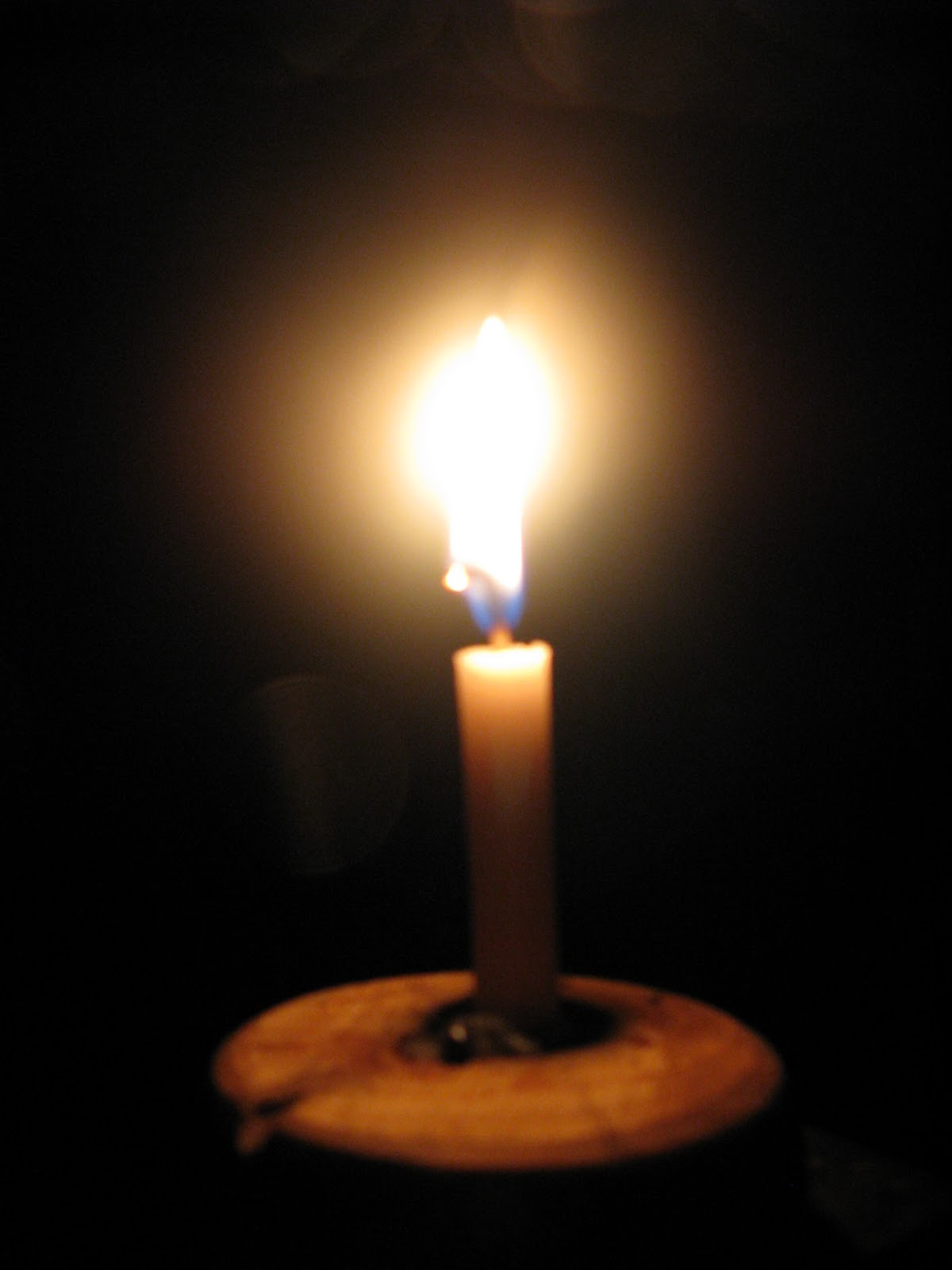 Candle Pictures Light