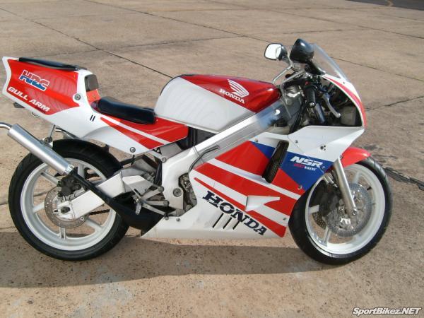 heavy bikes blog: Honda NSR250
