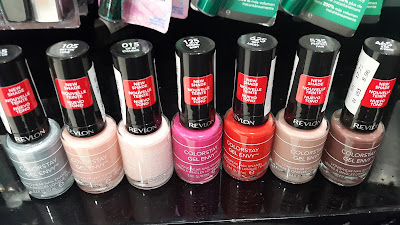 Revlon ColorStay Gel Envy Color + Base new shades - www.modenmakeup.com