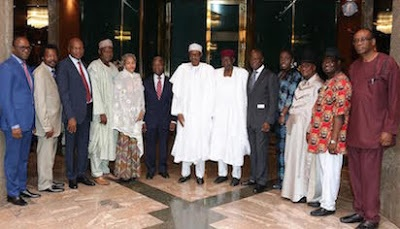 Full list of Buhari's appointees, BoT on Ogoni clean up