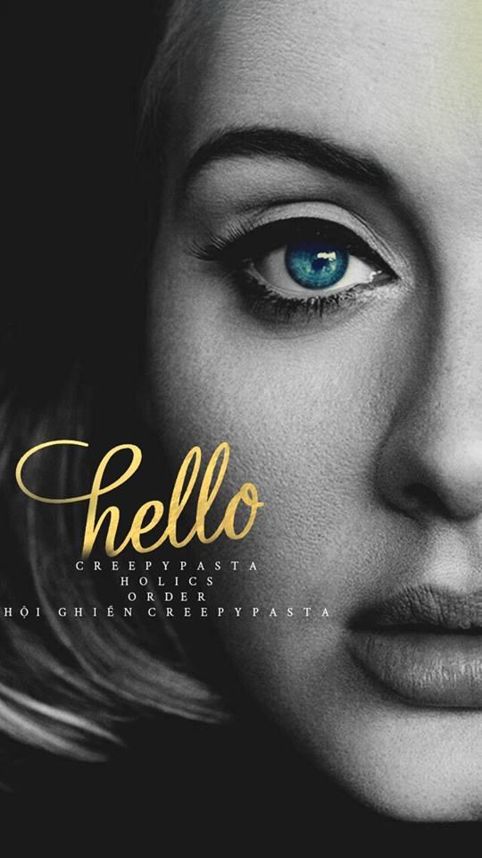 Creepy: Hello