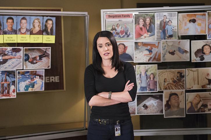 Criminal Minds - Episode 12.05 - The Anti-Terrorism Squad - Promo, Promotional Photos & Press Release