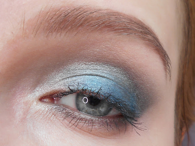 голубые смоки айз, фото