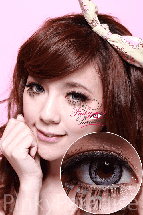 Vassen Dolly Plus Violet Circle Lenses (Colored Contacts)