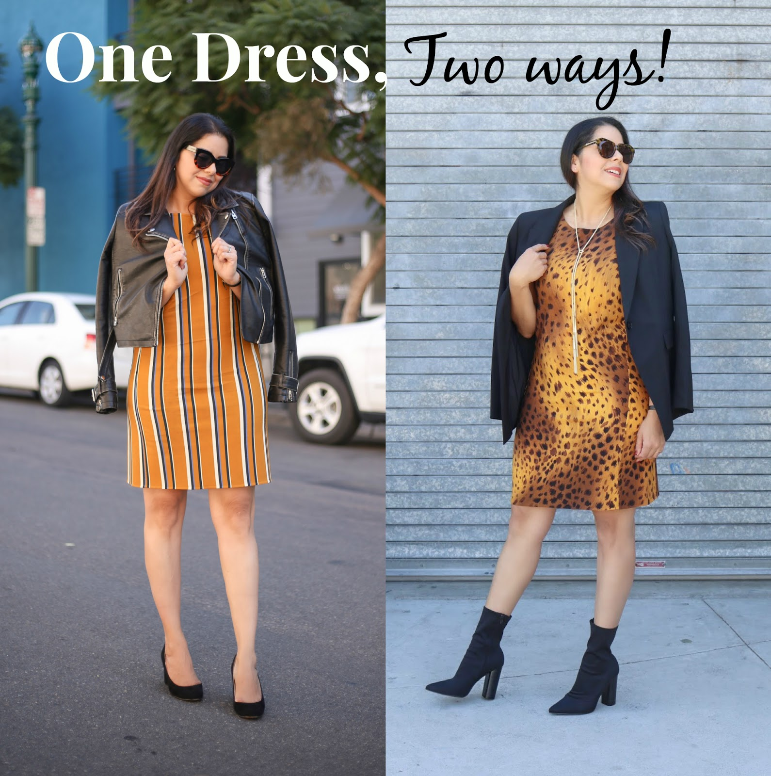 best reversible dress, one dress two ways, 2 for 1 dress, lafayetter 148 new york reversible dress