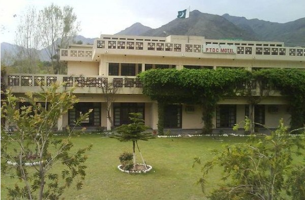 PTDC Motel, Saidu Sharif, Swat Pakistan